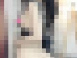 【後編】激カワロリ系人気キャバ嬢!!美少女の裸エプロンオ〇ニー!!激しく腰を動かして、クパアしておりますw流していると部屋で一緒に過ごしている気分にw