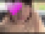 【個人撮影】初めての車内生フェラ★まさかの人が来て慌てて隠す★巨乳美女奥まで入れる!!!